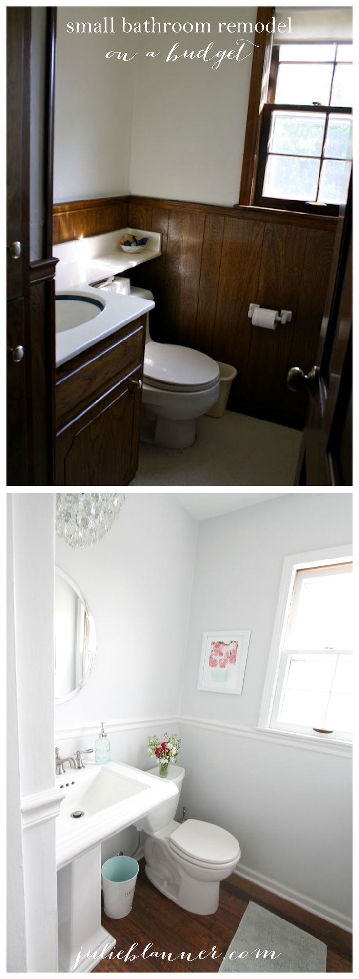 16 best images about Small bathroom update ideas on ...