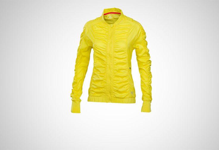 Asics Ayami Rouched Jacket #Sklep_Biegacza