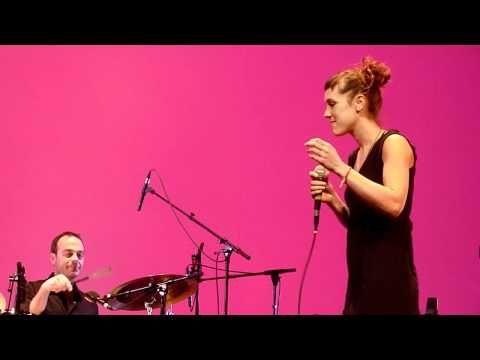 Zaz - Piensa en mi (Live, 2011)