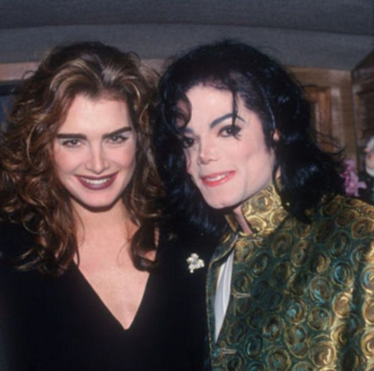 1993 A&M Records Party with Brooke Shields