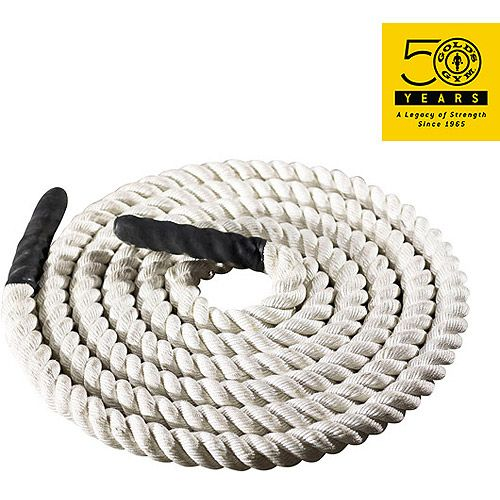 Gold's Gym Extreme 20' Training Rope for Sale