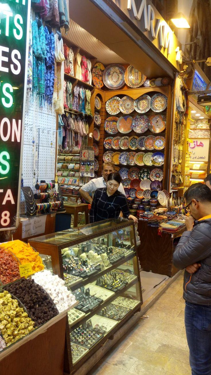 Mısır Çarşısı Eminönü İSTANBUL TÜRKİYE photo by M. Fatih Karacadağ pinterest M. Fatih