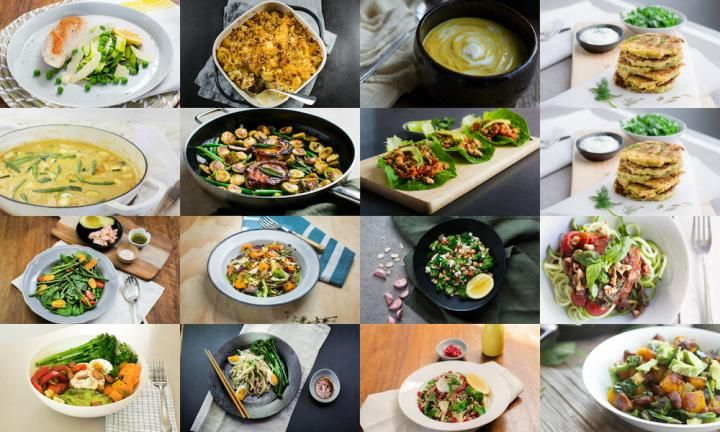 Sam Wood 28:28 meal plan for busy mums