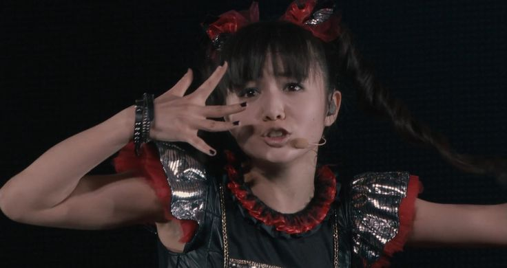 Moametal Kikuchi Moa Legend 2015 New Year Fox festival