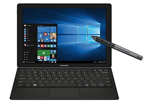 #checkitout  Galaxy TabPro S, Black  Built for both work and play, the thin, lightweight #Samsung Galaxy TabPro S lets you take your digital content with you whe...