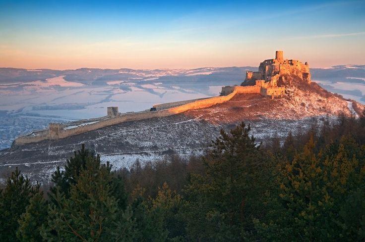 Spis castle #Slovakia #travel