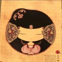 originele chinese wind het herstellen van oude manieren hand geschilderd rode kamer jinling twaalf vrouwen van ansichtkaarten( 12 stuks per doos)(China (Mainland))