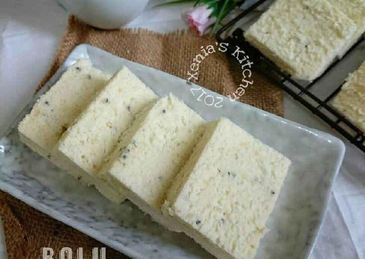 Bolu Tepung Beras(Gluten Free)