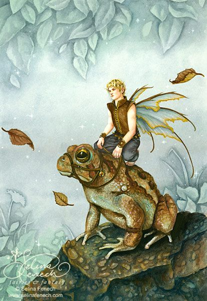 Barnabus and The Prince  Archives @ Selina Fenech – Fairy Art and Fantasy Art Gallery