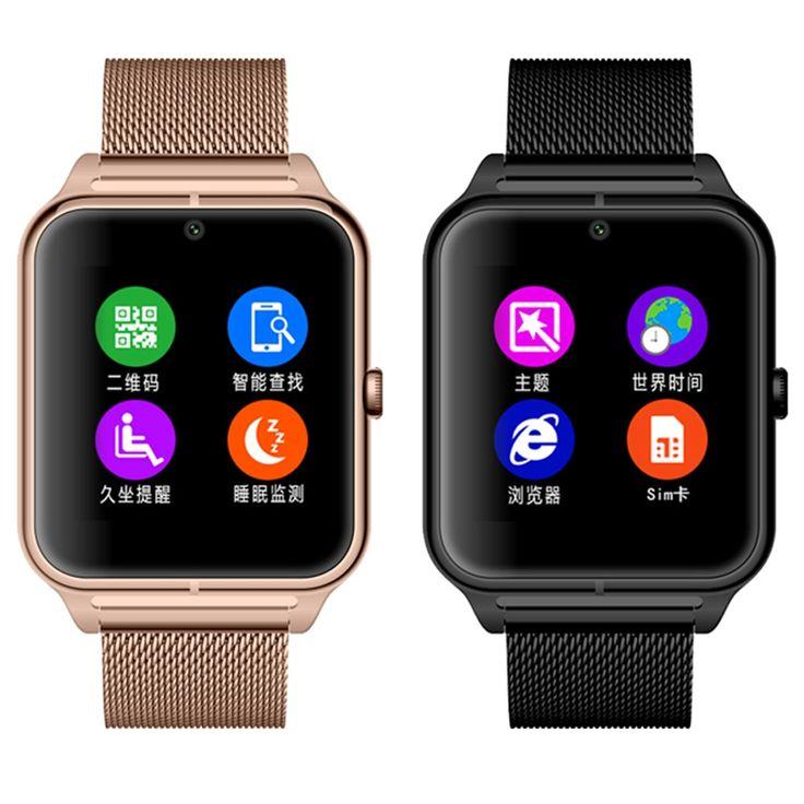 Z50 Smart Uhr Bluetooth Smartwatch Schrittzähler Sport Uhr Fitness Tracker Armbanduhr Inteligente Pulso SIM Tf-karte MP3 Kamera //Price: $US $42.80 & FREE Shipping //     #smartwatches