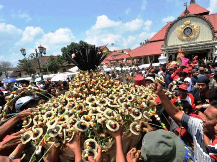 Yogyakarta, Kirab Budaya Keraton Yogyakarta: Keraton Ngayogyakarta Hadiningrat