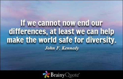 Best 25+ Unity In Diversity Quotes Ideas On Pinterest