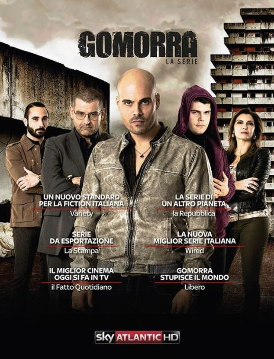 Gomorra La Serie - Incredibly gritty Italian crime drama. Think Sopranos x The Wire with a dose of Top Boy