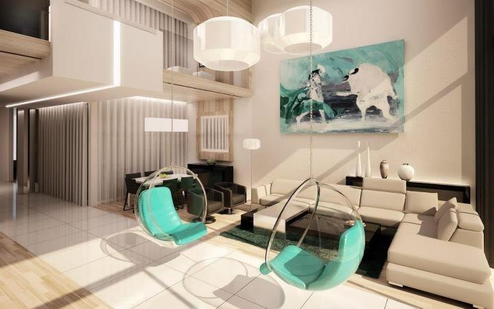 Living Space Lebanese Interior Design
