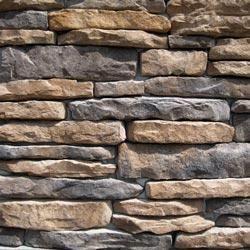BuildDirect®: Black Bear Manufactured Stone Veneer - Ledge Stone Collection