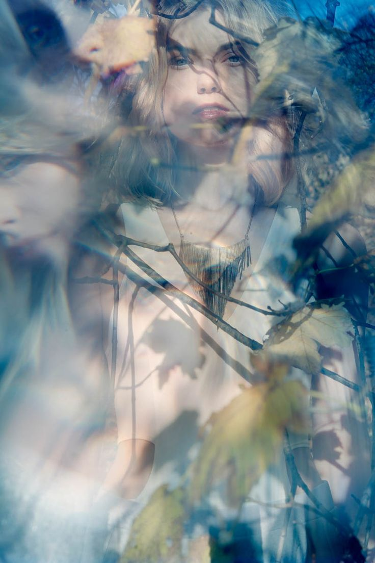 """Farah Holt by Antia Pagant in """"Echo of Spring"""" for Fashion Gone Rogue"""