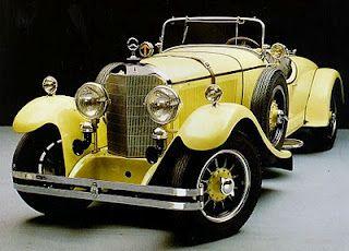 Mercedes 24/100/140CV (1926, Alemania)