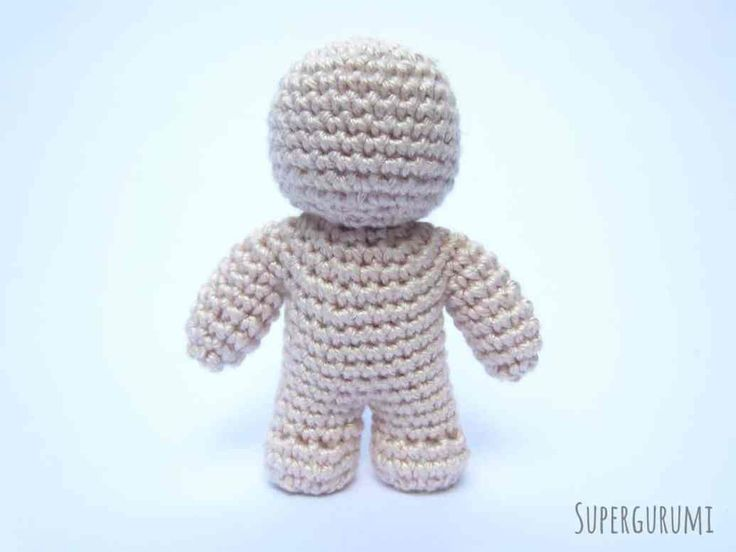 Amigurumi Nyuszik : Learn how to crochet dolls in one piece without sewing at all. if