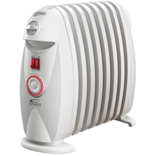 DeLonghi - Electric Oil Radiator Heater - White