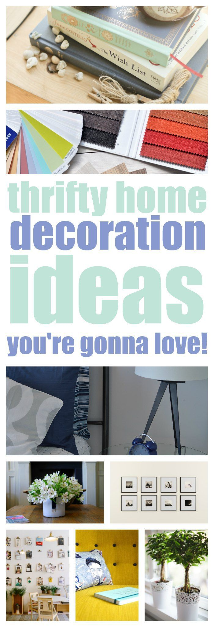 Thrifty Home Ideas 293 best diy home decor images on pinterest bricolage craft ideas thrifty ideas for a comfortable and cosy home workwithnaturefo