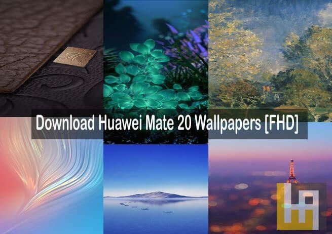 Huawei Mate 20 Wallpapers download hd | Huawei in 2019