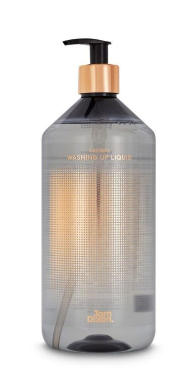 Check this out on leManoosh.com: #Bottles #Copper #Gold #Gradient #Graphic design #Grey #Material Break #Packaging #Tom Dixon
