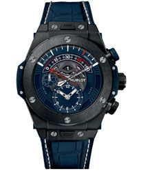Hublot Unico Retrograde UEFA Champions League 2016 Men's Watch Model 413.CX.7123.LR.UCL16