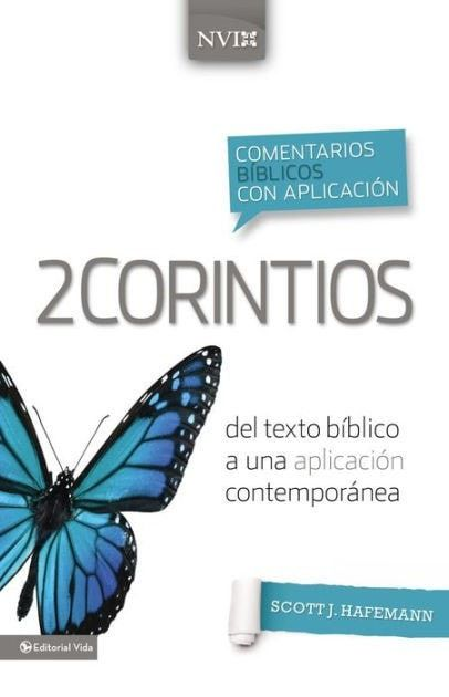 Spanish - Comt-2 Corinthians (NIV Application Commentary) (Comentario Biblico Con Aplicacion NVI 2 Corintios) (Mar)