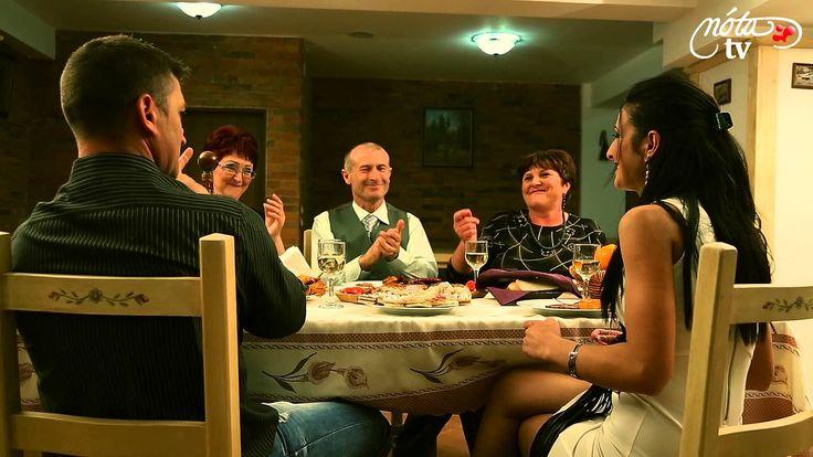 Mohácsi Brigi - Szeretem a családom (Official Music Video)