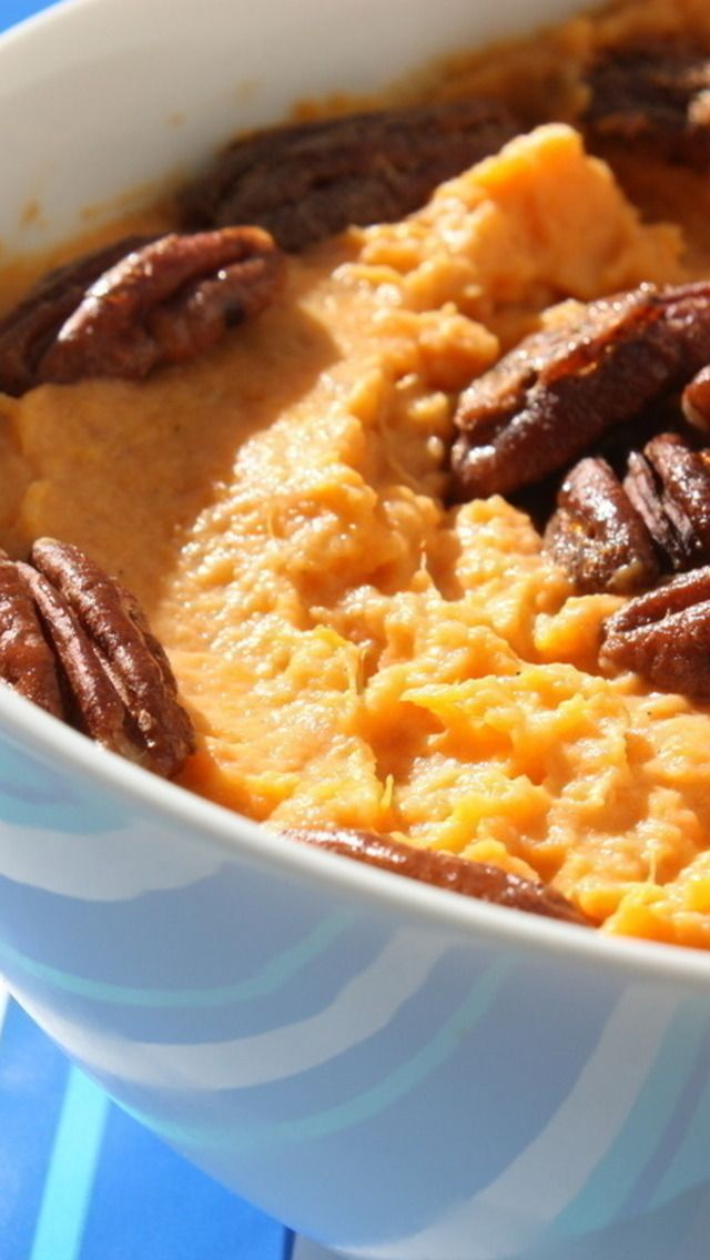 Vanilla Mashed Sweet Potato Recipe — Dishmaps