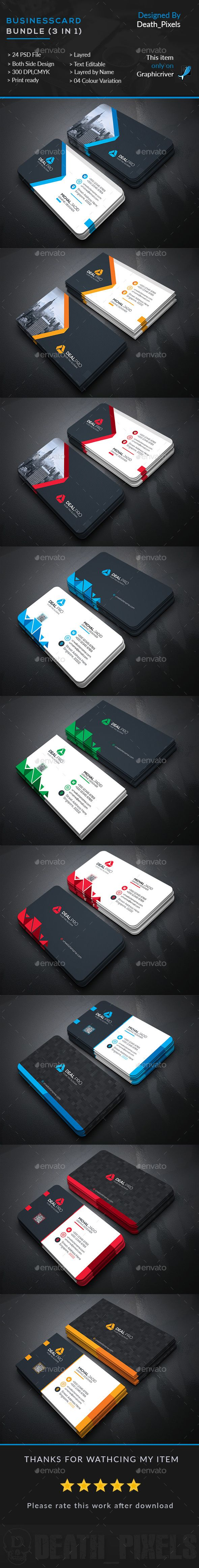 10 best Business Card Design by Web Studio Monaco images on