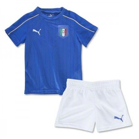 #Italien Trøje Børn 2016 Hjemmebanetrøje Kort ærmer.199,62KR.shirtshopservice@gmail.com