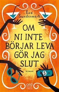 Eva Swedenmarks Värld: Nu har boken kommit! Jag är lycklig och pirrig