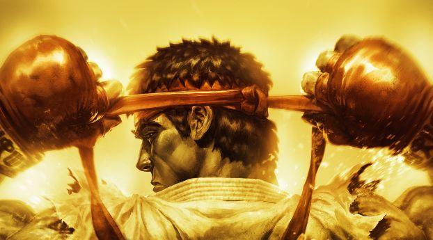 Street Fighter Street Fighter X Tekken Bandage