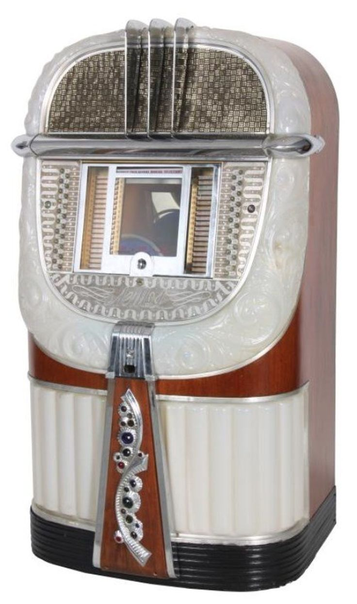 AMI Model A Jukebox – 1946