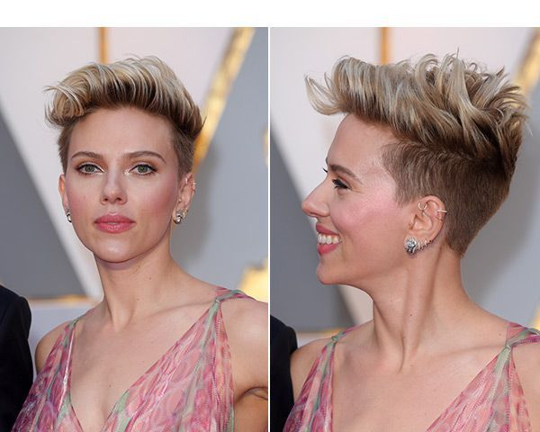 Best 25 Shaved Pixie Cut Ideas On Pinterest