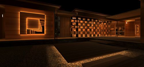 Residential Exterior Lighting Design