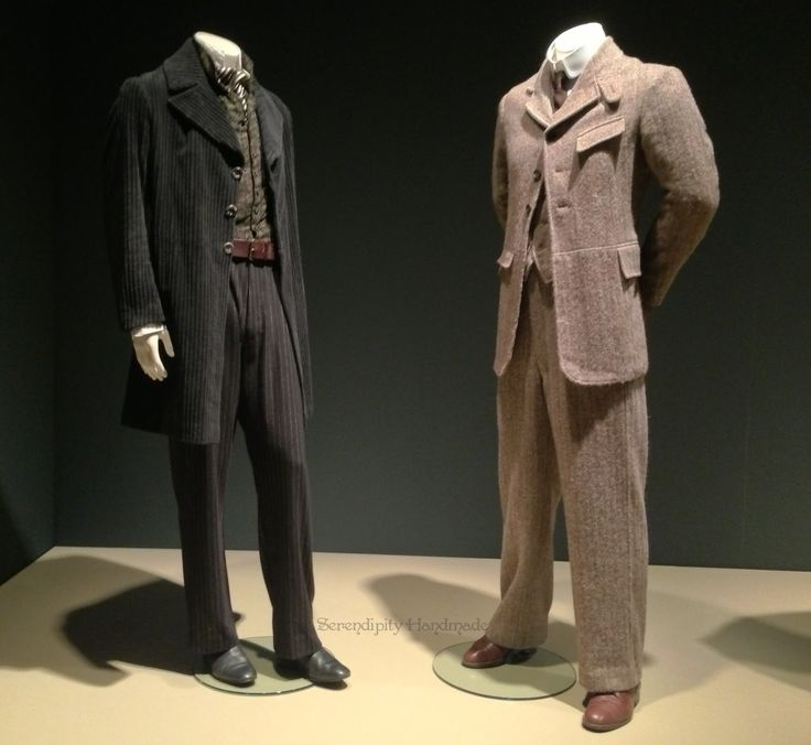 """Robert Downey Jr. and Jude Law's costumes from """"Sherlock ... Robert Downey"""
