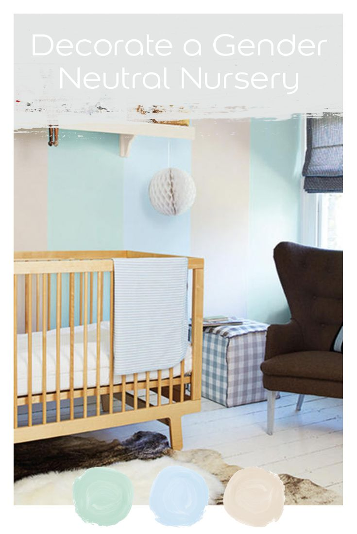 Create a room that's perfect for any newborn with these gender neutral nursery ideas.