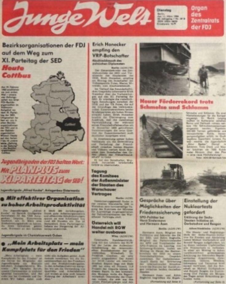 FDJ-Zeitschrift