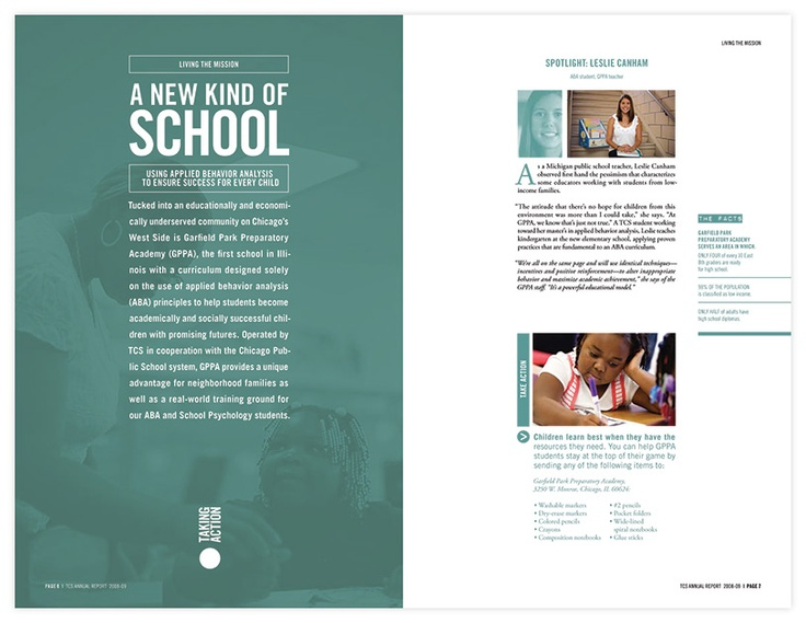 Best Annual Reports Images On   Annual Report Layout
