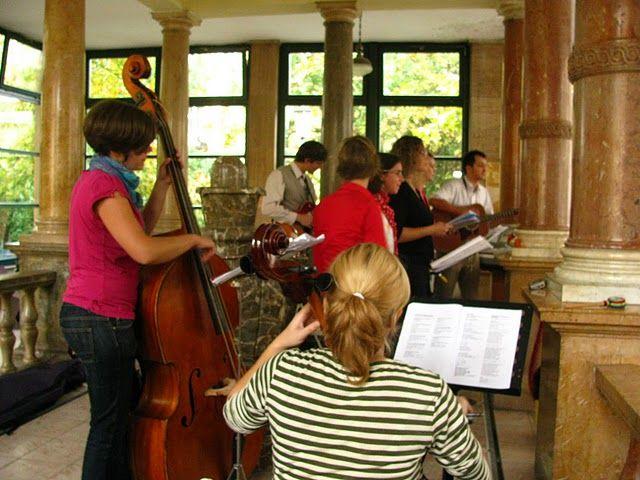 Patkó zenekarral a Kultúrfürdőn