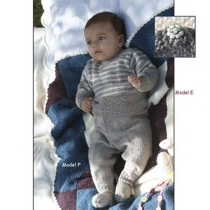 Baby katalog 13, Exclusive alpaca fra Hjertegarn
