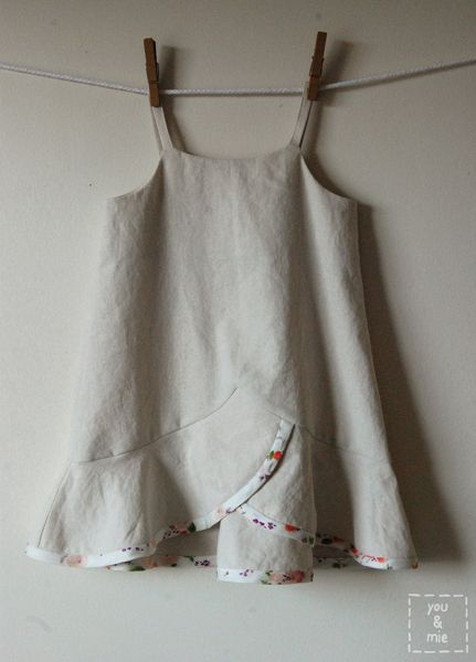 Awesome blog where she reviews lots of toddler girls sewing patterns