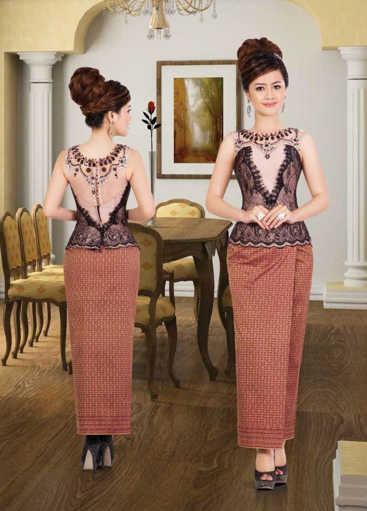 29 best images about beautiful khmer dress on pinterest for Khmer dress for wedding party