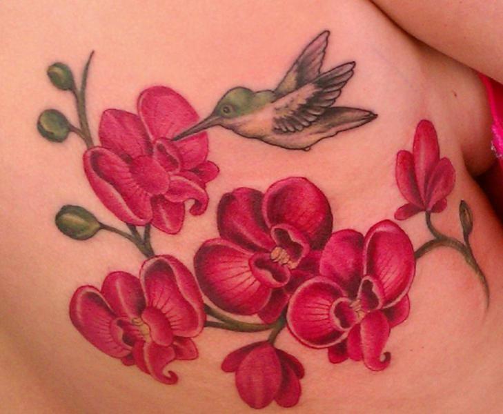 Tatuajes de colibrí: diseños y significado - Batanga