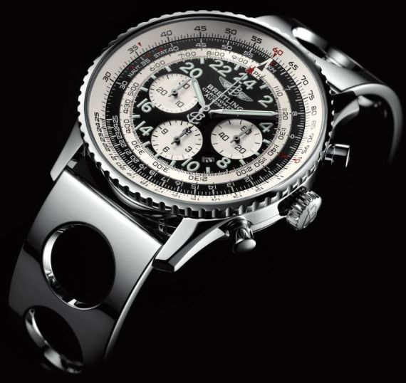 Breitling Cosmonaute Automatic Chronograph Limited Edition Watch Watch Releases