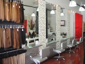 Hair Extensions Business -> Great Location + Successful Concept = Recipe for Success!