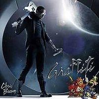 Chris Brown And His Graffiti