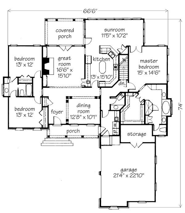 21 best House Plans images on Pinterest
